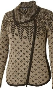 Women's Autumn Pine Cardigan Sweater